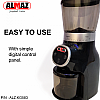 ALMAZ KG583 Grinder Kopi / Coffee Grinder Conical Burr