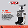 ALMAZ KG586 Grinder Kopi / Coffee Grinder Conical Burr